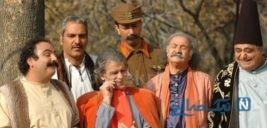 عکسی دیده نشده از سه بازیگر سریال شب های برره