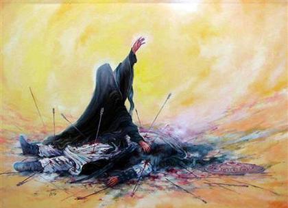 حضرت زینب (س) و اشعار و جملاتی در وصف این بانوی بزرگوار