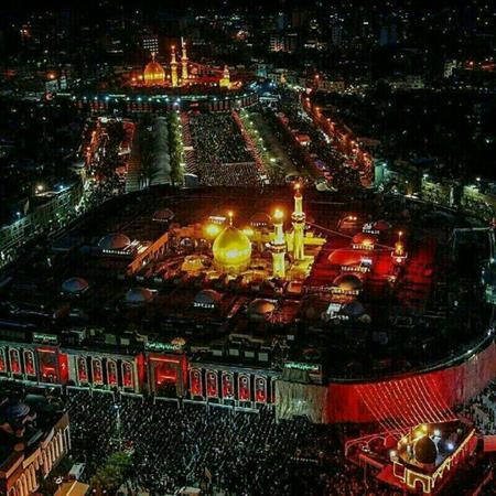 اشعار و جملات تسلیت چهلمین روز شهادت اباعبدالله حسین علیه السلام