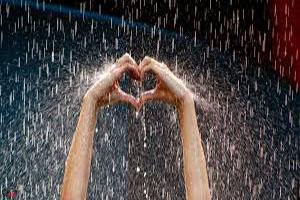 اس ام اس بارانی عاشقانه جدید ۹۵ پیامک بارون و عشق دلتنگی
