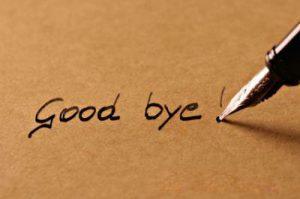 اس ام اس خداحافظی برای همیشه