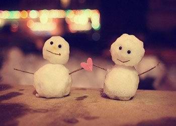 اس ام اس های زیبا و احساسی زمستان