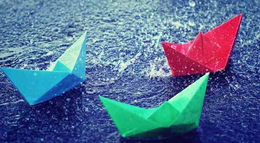 پیامک های زیبا برای باران