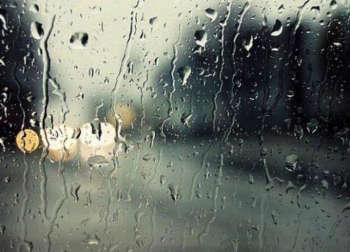 اس ام اس عاشقانه روزهای بارانی