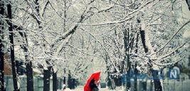 اس ام اس زمستونی و برفی عاشقانه