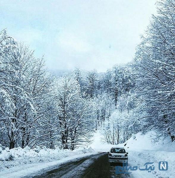 اس ام اس روزهای برفی