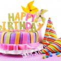 تبریک تولد دختر | دختر گلم تولدت مبارک