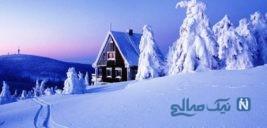 تبریک فصل زمستان با پیامک و جملات زیبا