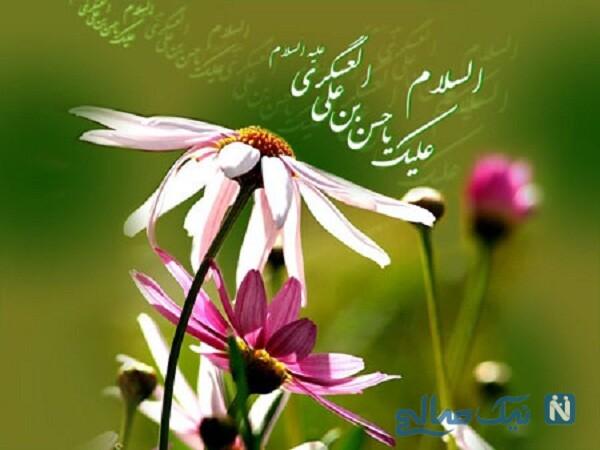 تبریک میلاد امام یازدهم شیعیان