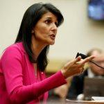 واکنش نیکی هیلی به تهدیدات برجامی حسن روحانی