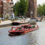 آمستردام از ترافیک سنگین قایق رنج میبرد