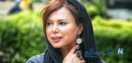 شراره درشتی بازیگر زن ایرانی هم به سرطان مبتلا شد+عکس