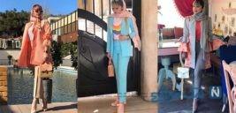 بهترین ست ها برای تابستان/ خوش پوشی خانم ها در فصل گرما+تصاویر
