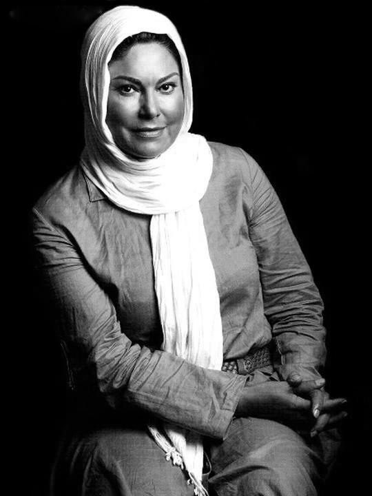 مهرانه مهینترابی: در سینمای ایران جایی برای بازیگران زن میانسال نیست+تصاویر