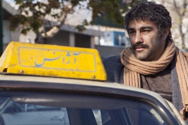 محسن تنابنده راننده آژانس فیلم فراری میشود!+عکس