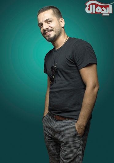 عباس غزالی از شبی که از خوشحالی تا صبح نخوابید گفت!+تصاویر