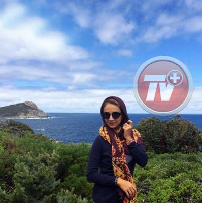 شبنم قلی خانی:دلم می خواهد این حس قشنگ رو با دوستانم شریک باشم+عکس