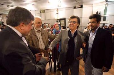 ماجرای دیدو بازدید و روبوسی وزیر ارشاد با رضا رویگری+تصاویر
