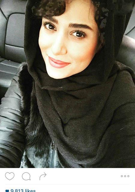 جبهه کرمانی علیه«پریناز ایزدیار» بازیگر سریال شهرزاد!+تصاویر