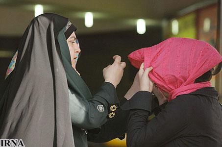 آغاز طرح مبارزه با بدحجابی به روایت تصویر