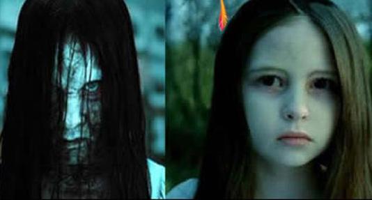 چهره واقعی دختری که همه را می ترسانید+تصاویر