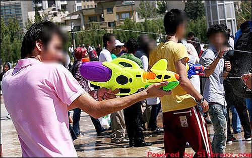 توضیحات شهرداری درباره بدحجابی در پارک آب و آتش+تصاویر