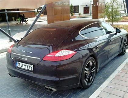 خرید ماشین ۴۰۰ میلیونی توسط علی دایی +تصاویر