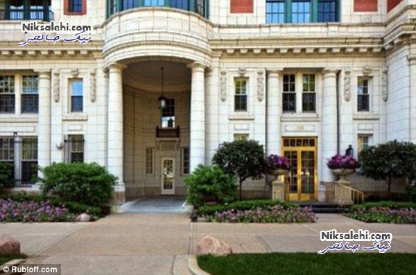 تصاویر : خانه زیبای اوپرا وینفری را ببینید