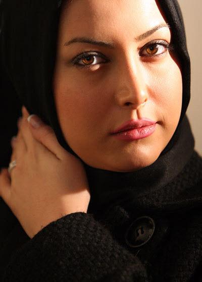 فریبا نادری بازیگر سینما و تلویزیون در کاظمین+تصاویر