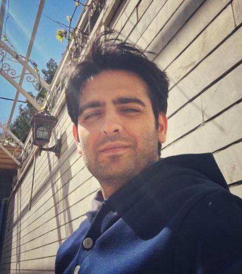 امیرحسین آرمان بازیگر سریال «پریا» شبکه سه!+تصاویر