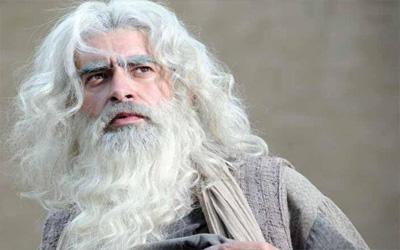 عکسی متفاوت از شهاب حسینی در سینما