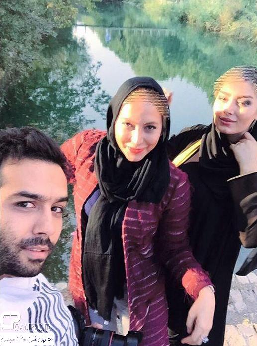 عکسهای جدید فریبا نادری در شهریور ۹۴+تصاویر