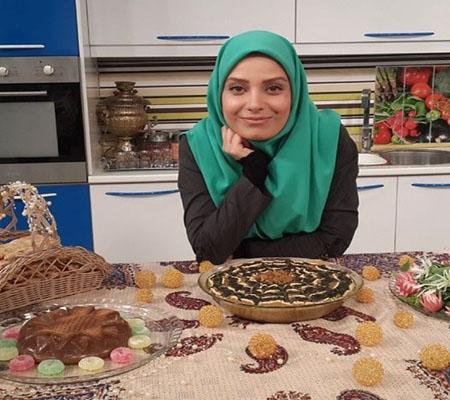 مجری زن تلویزیون+عکس