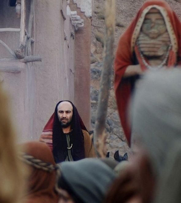 محسن تنابنده در فیلم «محمد رسول الله (ص)»+ تصاویر