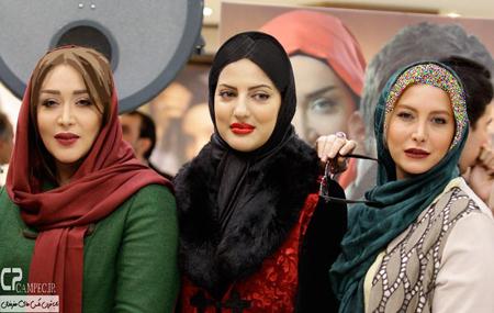 عکس های جدید فریبا نادری در مراسم اکران خصوصی فیلم کالسکه