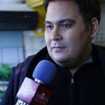 رضا داود نژاد بازیگر سینما : این فیلم شانس بالایی در جشنواره فجر خواهد داشت!