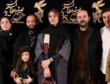 اکران و نشست فیلم «تابستان داغ» در جشنواره فجر ۳۵!+تصاویر