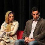 واکنش تند منوچهر هادی و همسرش یکتا ناصر به داوری جشنواره سی و پنجم!+تصاویر