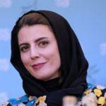 لیلا حاتمی بازیگر : کاش عکس بهتری از پدرم روی پوستر جشنواره بود!+تصاویر