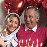 مجید مظفری بازیگر سینما و تلویزیون و عکسهایی دیدنی از جشن تولدش!