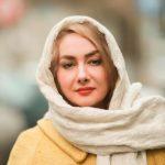 هانیه توسلی بازیگر سینمای ایران در کاخ جشنواره سی و پنجم!+تصاویر