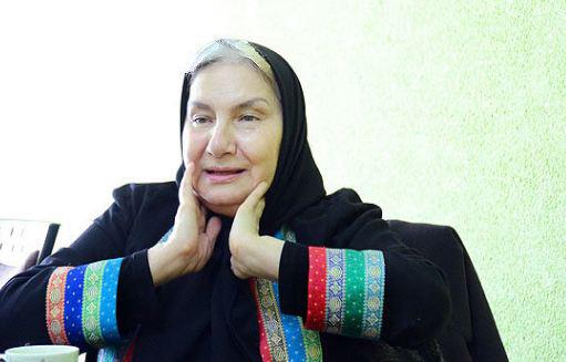 فریده سپاه منصور : از دست رسانهها و تلویزیون خیلی دلخورم!+تصاویر