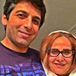 حمید گودرزی : مادر تنها كسی كه حرفاش حرفه!+تصاویر