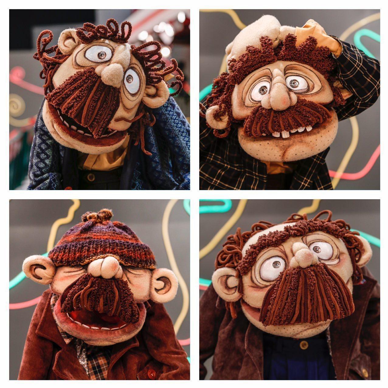 عروسک های برنامه خندوانه