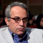 محمدحسین لطیفی کارگردان سینما و دخترش!+تصاویر