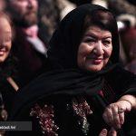 پوران درخشنده کارگردان سینما 66 ساله شد!+تصاویر