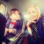جدیدترین عکسهای نوروزی سپیده خداوردی!