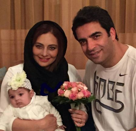 یکتا ناصر و همسرش منوچهر هادی در اولین سالگرد ازدواج شان!+تصاویر