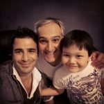 یوسف تیموری : از بازگشت به ایران خوشحالم!+تصاویر