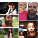 پست های اینستاگرامی چهره ها در روز یکشنبه 7 خرداد!